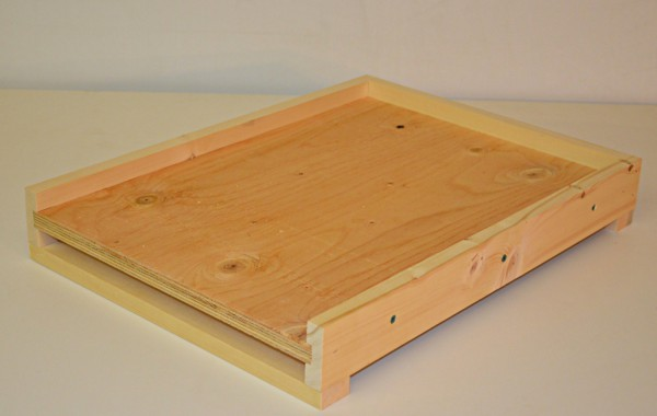 "Bottom Board - 2 1/2"" x 16 1/4"" x 22"""